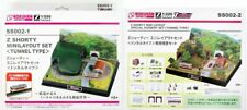 Rokuhan SS002-1 & SS002-2 Mini Layout & Exclusive Scene Set Tunnel Type Z scale