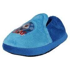 Chaussures bleus à enfiler pour garçon de 2 à 16 ans pointure 24