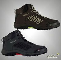 Mens Gelert Full Lace Up Horizon Waterproof Mid Walking Boots Sizes UK 7-12