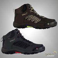 Mens Branded Gelert Full Lace Up Horizon Waterproof Mid Walking Boots Size 7-12