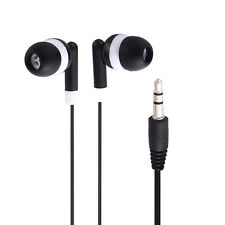 1.1M Universal 3.5mm Jack In-ear Earbud Earphone Headphone for MP3 PSP PC Laptop