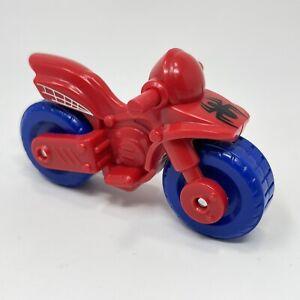 Playskool Heroes Marvel Super Hero Adventures Spider-Man Motorcycle Bike