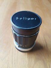 Soligor Tele-Auto 135mm F2.8 MF Telephoto Lens for Canon AE 1 Program.