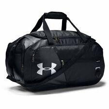 Under Armour Undeniable 4.0 Duffle SM Gym Sporttasche Sportbag Black 1342656-001