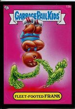 Garbage Pails Kids 2014 Series 1 Black Parallel Base Card 13b FLEET-FOOTED FRANK