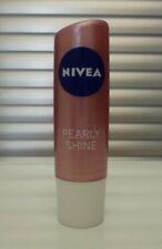 Nivea Pearly Shine Lip Balm. New 5.5ml / 4.8g