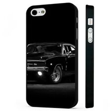 Dodge Charger Awesome American Muscle Car BLACK PHONE CASE COVER fits iPHONE