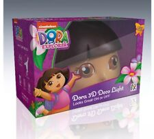 Nickelodeon Dora The Explorer 3D Deco Night Light 3D Light Fx New In Box