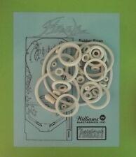 1979 Williams Flash pinball rubber ring kit