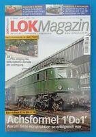 Lok Magazin 6/2020 Baureihe E16 bis E19 Achsformel 1`Do1` ungelesen 1A abs. TOP