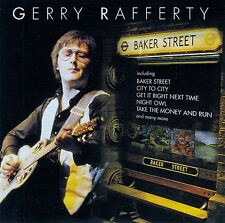GERRY RAFFERTY : BAKER STREET / CD - TOP-ZUSTAND
