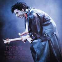 SMALL CLUB 1988 VOL.1  by PRINCE  Vinyl Double Album  PARA286LP  rare tracks