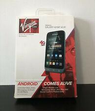 Samsung Galaxy Victory Phone SPH-L300 - Silver (Virgin Mobile) Smartphone