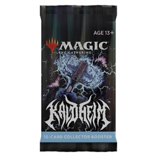 Magic The Gathering Kaldheim Collector Booster (one Only)