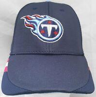Tennessee Titans NFL Reebok Cancer Awareness adjustable cap/hat
