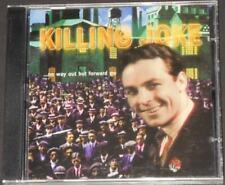 KILLING JOKE no way out but forward go UK CD new sealed LIVE 1985 + rare studio