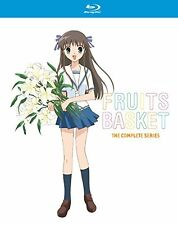 Fruits Basket: The Complete Series (Blu-ray) BRAND NEW SEALED Anime