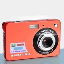 Appareil photo numérique HD TFT LCD Anti-shake 18MP Zoom 8x Caméscope Vidéo