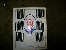 Maserati Biturbo Neu Ventil Einlass Auspuff Führung Set 1984-1991