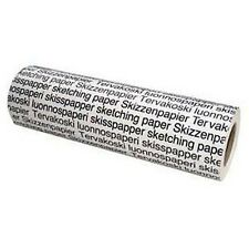 Tervakoski Detail Paper Roll - 25 gsm - 297mm x 100m
