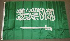 3X5 SAUDI ARABIA FLAG ARAB FLAGS ARABIAN NEW F193