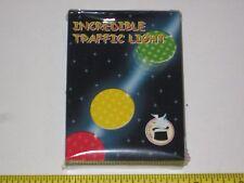 Incredible Traffic Light Magic Trick - Close-Up, Walk Around, Pocket, Cards