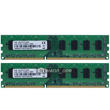 8GB 2x4GB PC3-10600 DDR3-1333MHz Desktop Memory Fr Dell Optiplex 380 390 580 790
