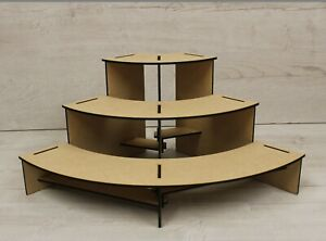 Craft Fair Table Point of Sale Display Stand Corner Counter Unit SHOP RETAIL XL