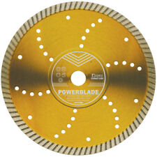 DIEWE Powerblade Diamanttrennscheiben 12mm Segment Diamantscheibe Beton Granit