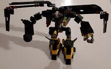 Lego 8105 - Exoforce Iron Condor avec sa figurine - 2007 - incomplet