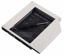 for Toshiba Satellite A205 A100 A135 2nd IDE TO SATA HD HDD SSD Hard Drive Caddy