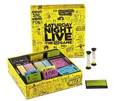 SNL Saturday Night Live! The Game Card/Board Game (Ages 12+) New MIB 2010