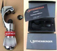 ROTHENBERGER Rohrschneider Rohrabschneider Rotrac 28 Plus Chrome Tube Cutter BOX