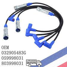 Kit de Câble d'allumage pour SEAT LUPO 6X 6E POLO VW 059998031 803998031