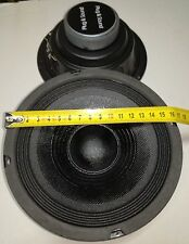 "WOOFER 16,5 cm (6,5"") 80 W VERSIONE 4 E 8 OHM  CONO CELLULOSA, SOSP. TELA"