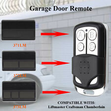 Remote Garage Door Gate 315MHz For 373LM Liftmaster Craftsman 371LM Chamberlain