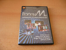 DVD Boney M. - legendary actuaciones de TV - 2011