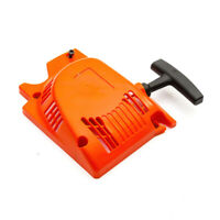 Pull Recoil Starter Replace For Chinese Chainsaw 4500 5200 5800 4900 45cc Parts