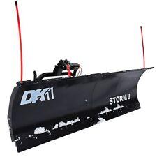 DK2 Storm II 84 x 22 Custom Mount Snow Plow Kit - STOR8422