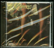 The Runaways Young And Fast CD new