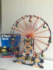 K'Nex Ferris Wheel with Motor, Box & Assembly Instructions Age 7+