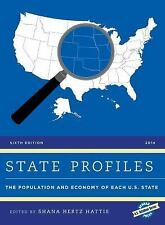 State Profiles 2014: The Population and Economy of Each U.S. State-ExLibrary