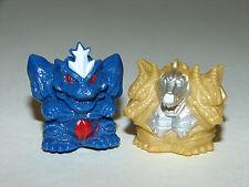 SD Space Godzilla & MKG Figures - Godzilla Super Collection Set 3! Ultraman