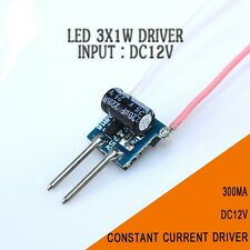3X1W LED driver 12V MR16 driver 3*1W for MR16 lamp cup drive