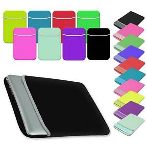 "8"" 10"" 12"" 14"" Neoprene Sleeve Case Cover Bag For 7"" 17"" inch Laptop Tablet iPad"