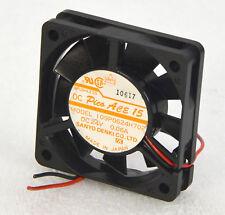 24 V 0,06 A 60 x 60 x 15 mm Sanyo Denki Pico Ace 15 Ventilateur Cooler 109p0624h702 o459