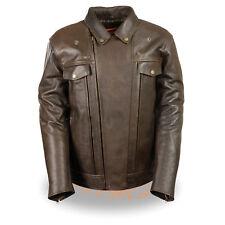 Men's Utility Pocket M/C Jacket XL