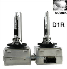 A Pair D1R 5000K AC OEM HID Headlight Light Bulb Kit for Lincoln Navigator 03-06