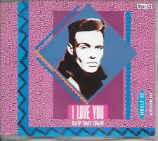 VANILLA ICE - I love you CDM 4TR Hip Hop 1991 HOLLAND PRINT (EMI)