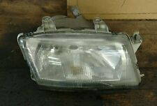 SAAB HEAD LIGHT PASSENGER SIDE OEM 1999-2001